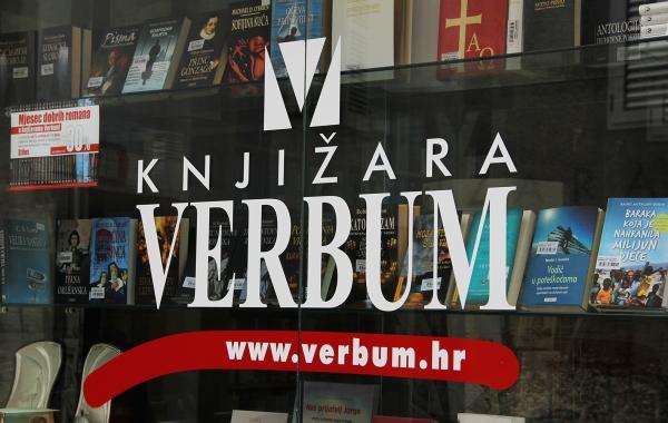 Ljetno radno vrijeme knjižara Verbum