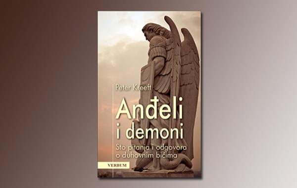 """U knjižarama nova knjiga """"Anđeli i demoni"""""""