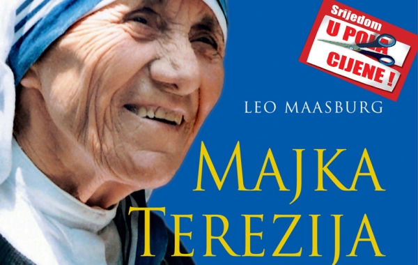 """""""Majka Terezija. Osobni portret"""" 20. srpnja u pola cijene u Verbumu"""