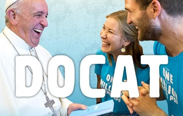 U Krakowu predstavljen DOCAT - posebna knjiga za mlade s predgovorom pape Franje