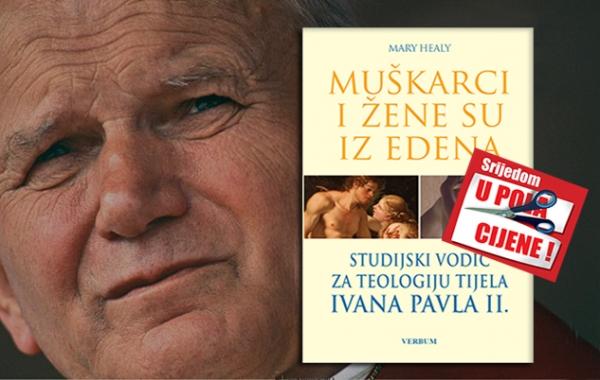 """Knjiga """"Muškarci i žene su iz Edena"""" 10. kolovoza u pola cijene u Verbumu"""