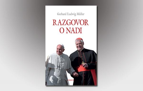 """Knjigu kardinala Müllera """"Razgovor o nadi"""" potražite u knjižarama Verbum"""