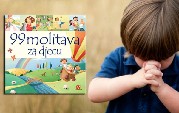 """Predstavljena knjiga """"99 molitava za djecu"""""""