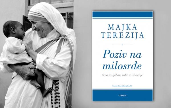 Nova jedinstvena knjiga o milosrđu – duhovno blago sv. Majke Terezije