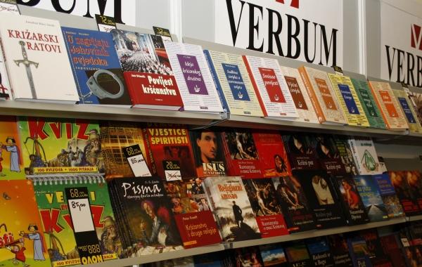 Verbum na Sajmu stručne i znanstvene knjige u Sveučilišnoj knjižnici u Splitu
