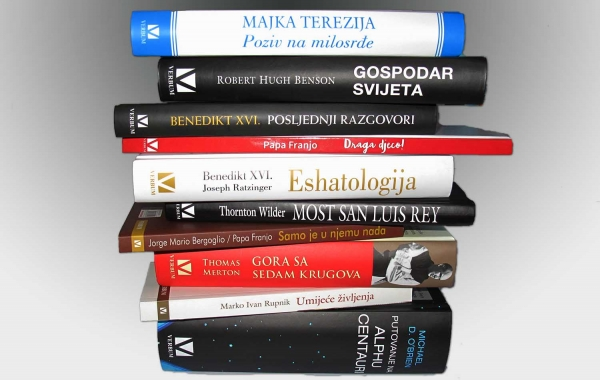 Top ljestvica najtraženijih knjiga u prosincu