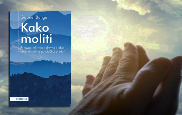"Predstavljena knjiga ""Kako moliti"",vodič za osoban duhovni rast"