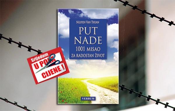 """Knjiga """"Put nade"""" 8. ožujka u pola cijene u Verbumu"""