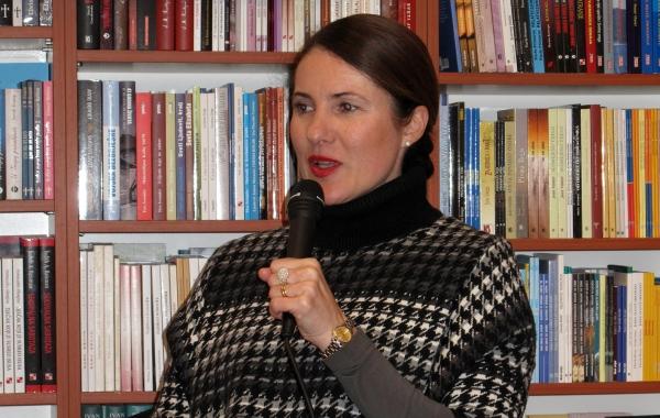 """Irena Zakarija-Grković gostovala na Verbumovu """"Susretu s autorom"""" u ožujku u Splitu"""