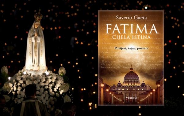 """Predstavljena knjiga """"Fatima – cijela istina"""" Saveria Gaete"""