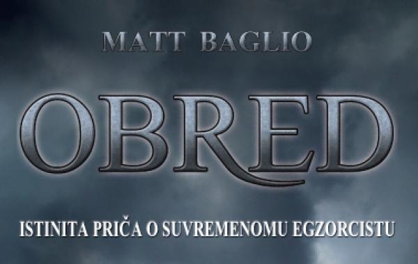 """Na konferenciji za medije predstavljen svjetski bestseler novinara Matta Baglia """"Obred"""""""