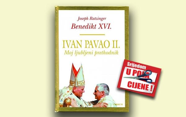 """""""Ivan Pavao II. Moj ljubljeni prethodnik"""" 17. svibnja u pola cijene u Verbumu"""