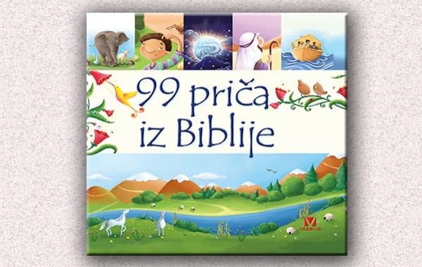 """Predstavljena dječja knjiga """"99 priča iz Biblije"""" autorice Juliet David"""