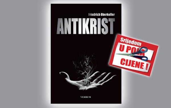 """""""Antikrist"""" 14. lipnja u pola cijene u Verbumu"""