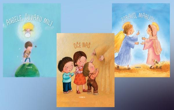 Predivne dječje slikovnice stigle su u knjižare Verbum!