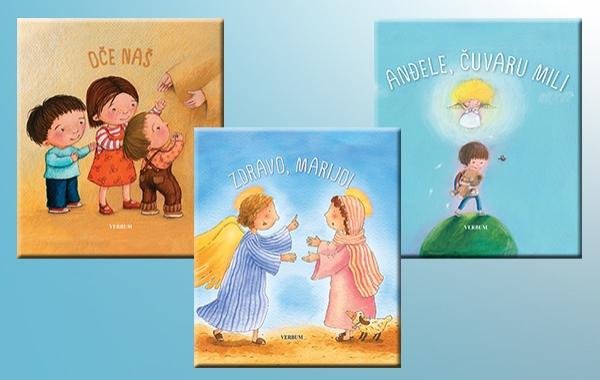 Predstavljene su vjerske slikovnice za djecu