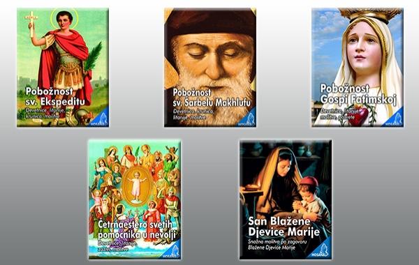 Predstavljeni novi naslovi u biblioteci Hosana