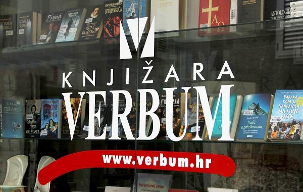 Radno vrijeme knjižara Verbum tijekom ljeta