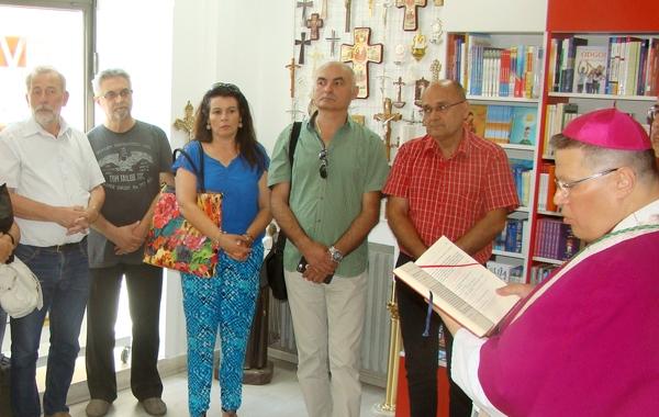 Svečano otvorena novouređena Verbumova knjižara u Osijeku