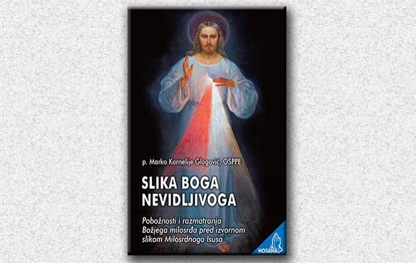 """Predstavljen novi naslov u biblioteci Hosana Magna """"Slika Boga nevidljivoga"""" patera Marka Kornelija Glogovića"""
