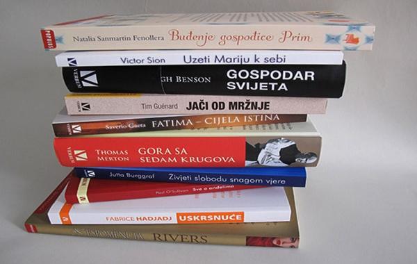 Top ljestvica najtraženijih naslova u Verbumovim knjižarama u kolovozu