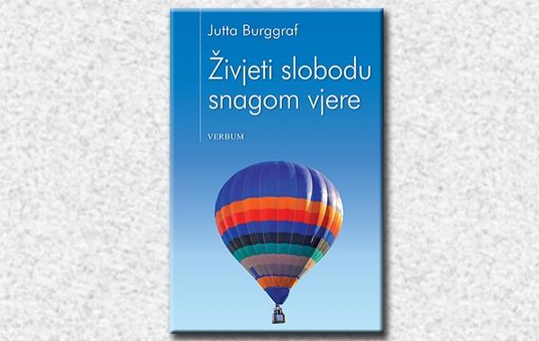 """Predstavljena knjiga """"Živjeti slobodu snagom vjere"""" autorice Jutte Burggraf"""