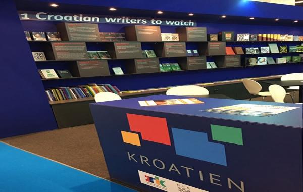 Nakladna kuća Verbum gostuje na Sajmu knjige u Frankfurtu