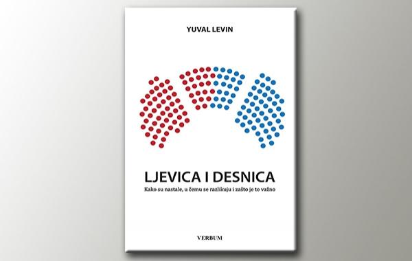 """Predstavljena knjiga """"Ljevica i desnica"""" autora Yuvala Levina"""