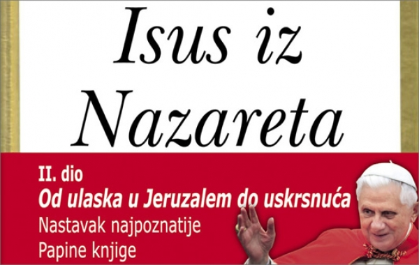 """Kardinal Bozanić sutra u Zagrebu predstavlja Papinu knjigu """"Isus iz Nazareta"""""""