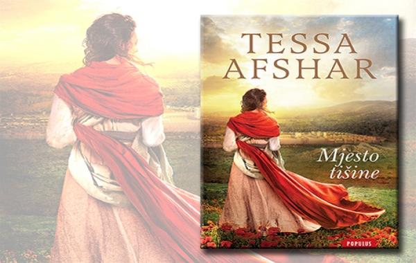 """Predstavljena nadahnjujuća knjiga """"Mjesto tišine"""" autorice Tesse Afshar"""