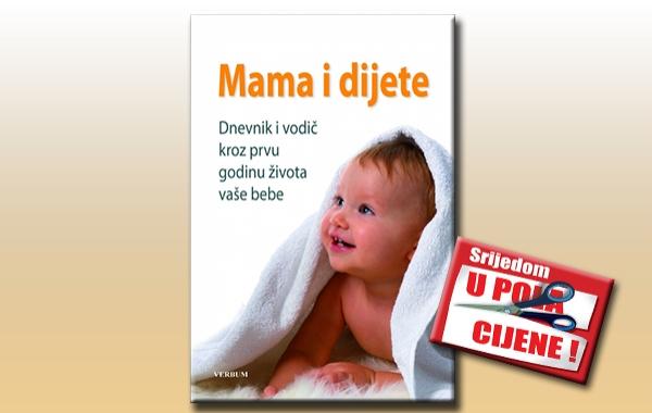 """""""Mama i dijete"""" 3. siječnja u pola cijene u Verbumu"""