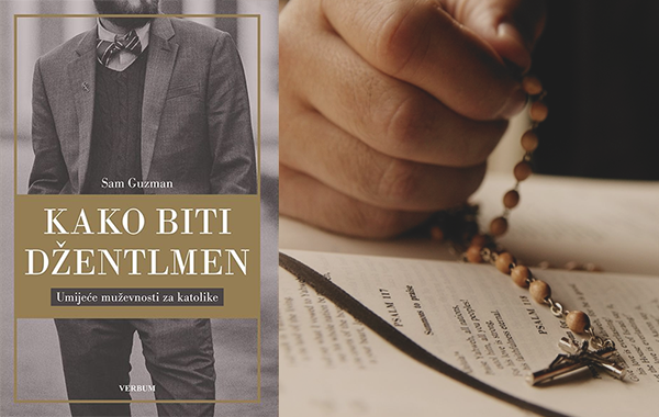 """Predstavljena knjiga """"Kako biti džentlmen"""" Sama Guzmana"""