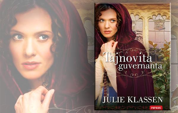 "Predstavljen hit roman ""Tajnovita guvernanta"" autorice Julie Klassen"